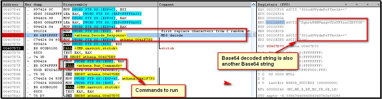 athena_decode_response_commands