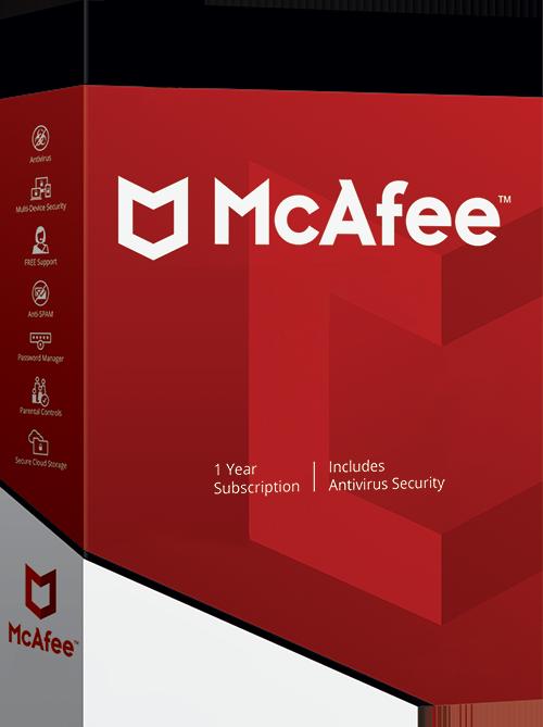 McAfee Boxshot