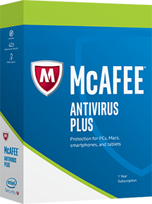 Download Antivirus McAfee