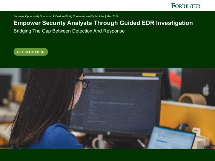 Empower Analysts Through Guided EDR Investigation