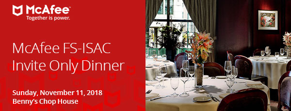 mcafee-fall-fs-isac-dinner