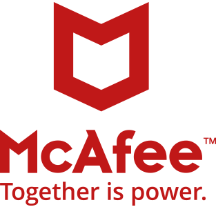 Image result for mcafee logo