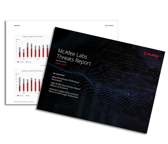 McAfee Labs Threats Report