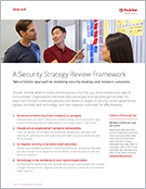 A Security Strategy Review Framework