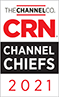 2021 CRN's Channel Chiefs