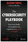 The Cybersecurity Playbook by Allison Cerra