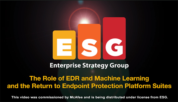 The Role of EDR and Machine Learning and the Return to Endpoint Protection Platform Suites
