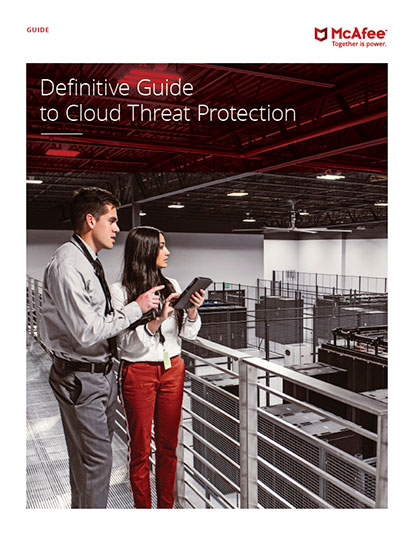 The Definitive Guide to Cloud Threat Protection