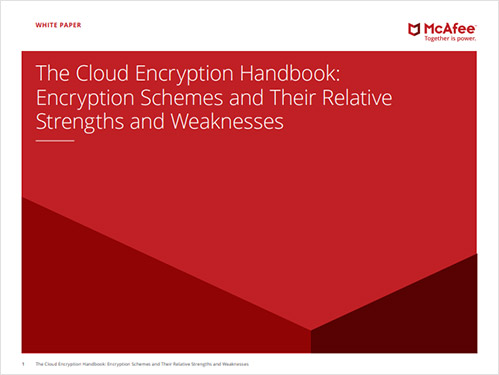 Cloud Encryption Handbook