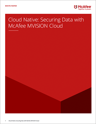 Securing Data with McAfee White Paper