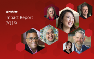 How McAfee Makes an Impact: 2019 CSR Report Launch