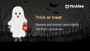 Halloween scams