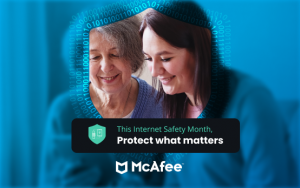 national internet safety month
